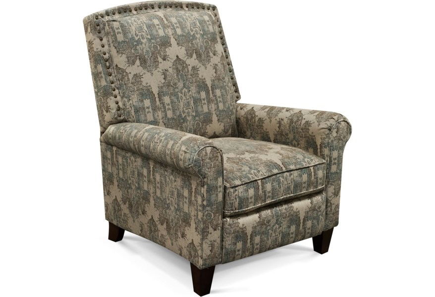 England Natasha 7Y00-31N Transitional Upholstered Chair with ...
