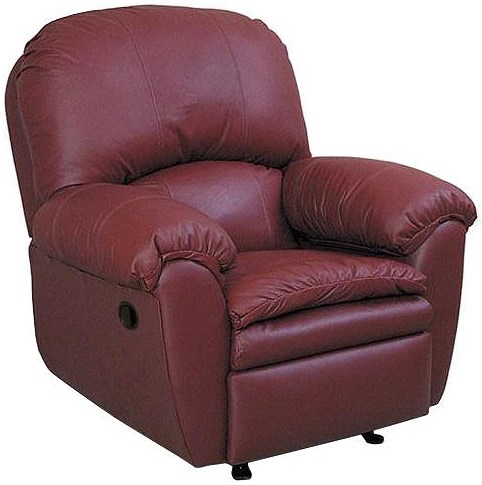 England Oakland Leather Recliner