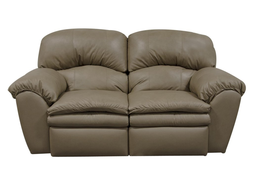 England OaklandDouble Reclining Loveseat with POWER
