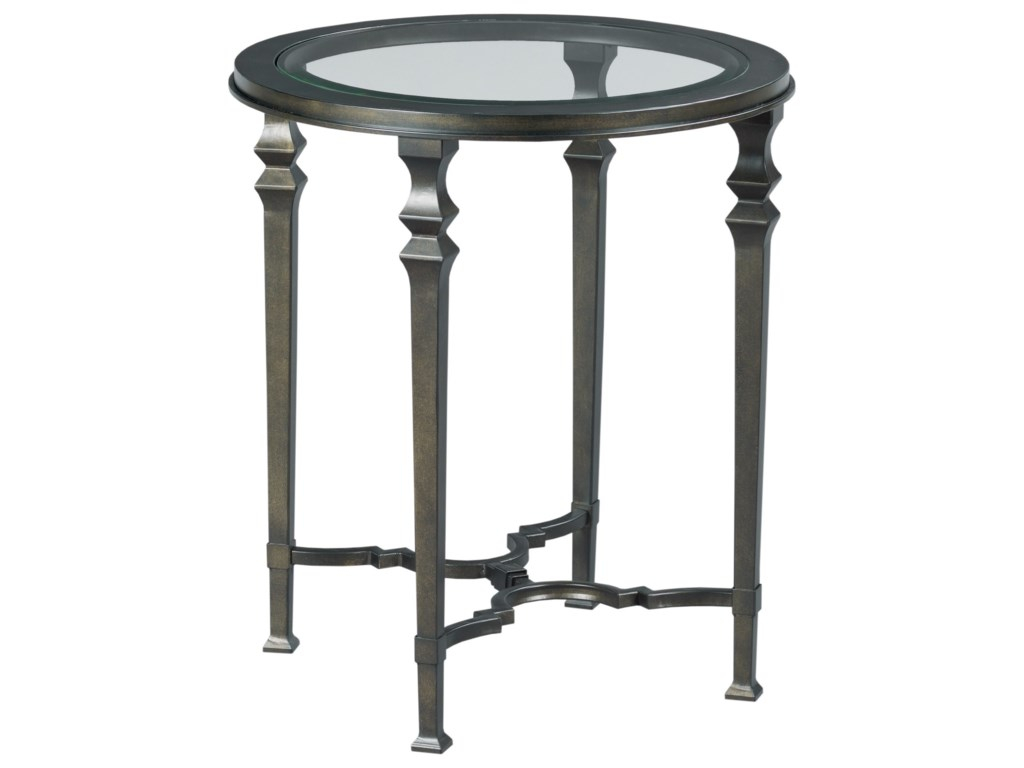 England ParagonRound End Table