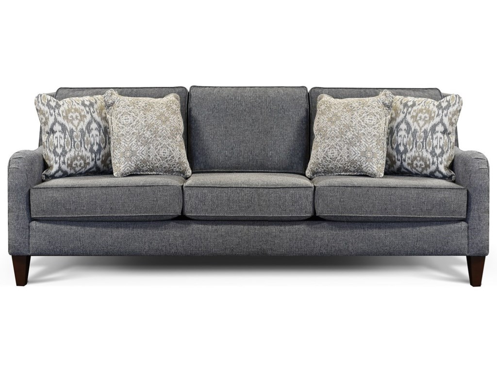 England Preston Sofa With Waterfall Arms Furniture And Liancemart Sofas