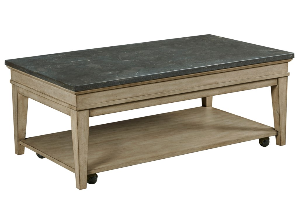 England RiverstoneRectangular Cocktail Table