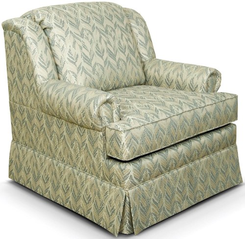 England Rochelle Traditional Swivel Glider