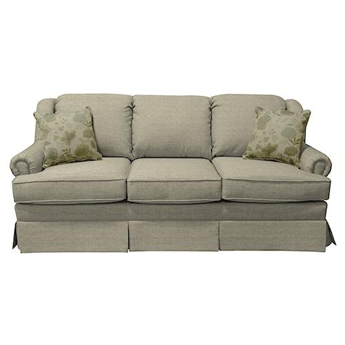 England Rochelle Visco Mattress Queen Size Sleeper Sofa