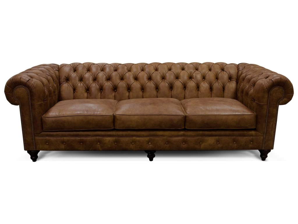 England Lucy 2r05al Traditional Chesterfield Sofa Dunk Bright