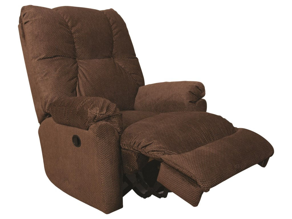 Handle and Base Shown May Not Represent Exact Features Indicated. Upholstery Shown May Not Be Available.
