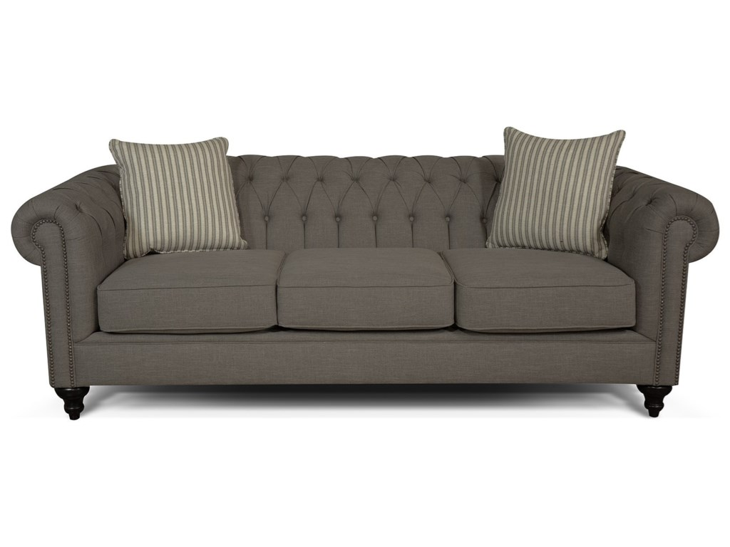 England Ruby 4h00 Sofa With On