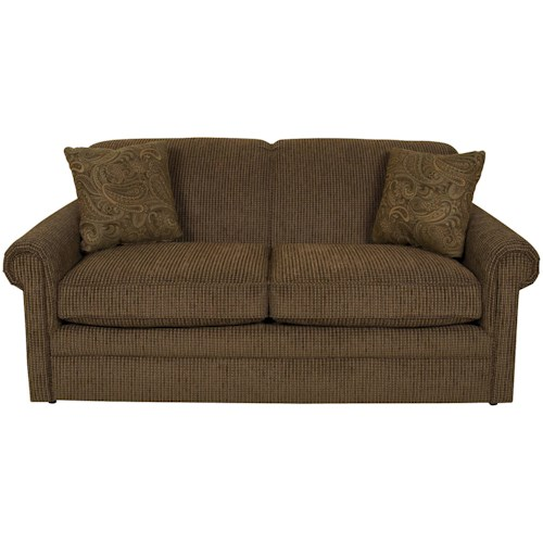 England Savona Air Full Size Sleeper Loveseat with Traditional Furniture Style
