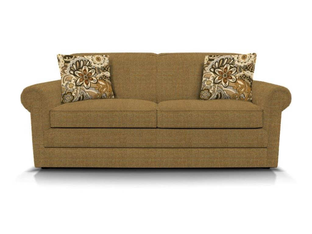 Savona Full Size Sleeper Sofa with Traditional Furniture Style by England