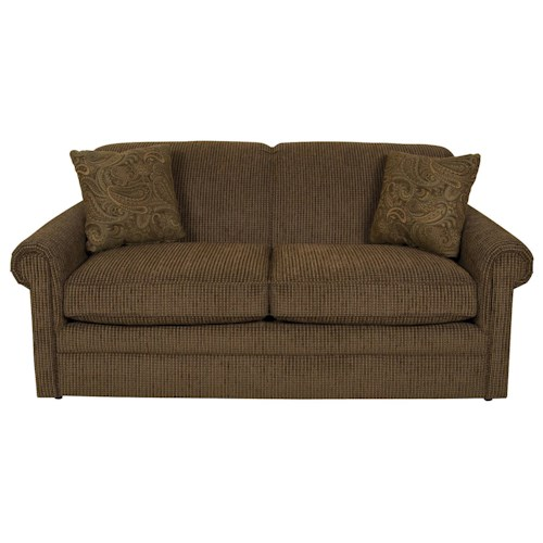 England Savona Visco Full Size Sleeper Loveseat with Traditional Furniture Style