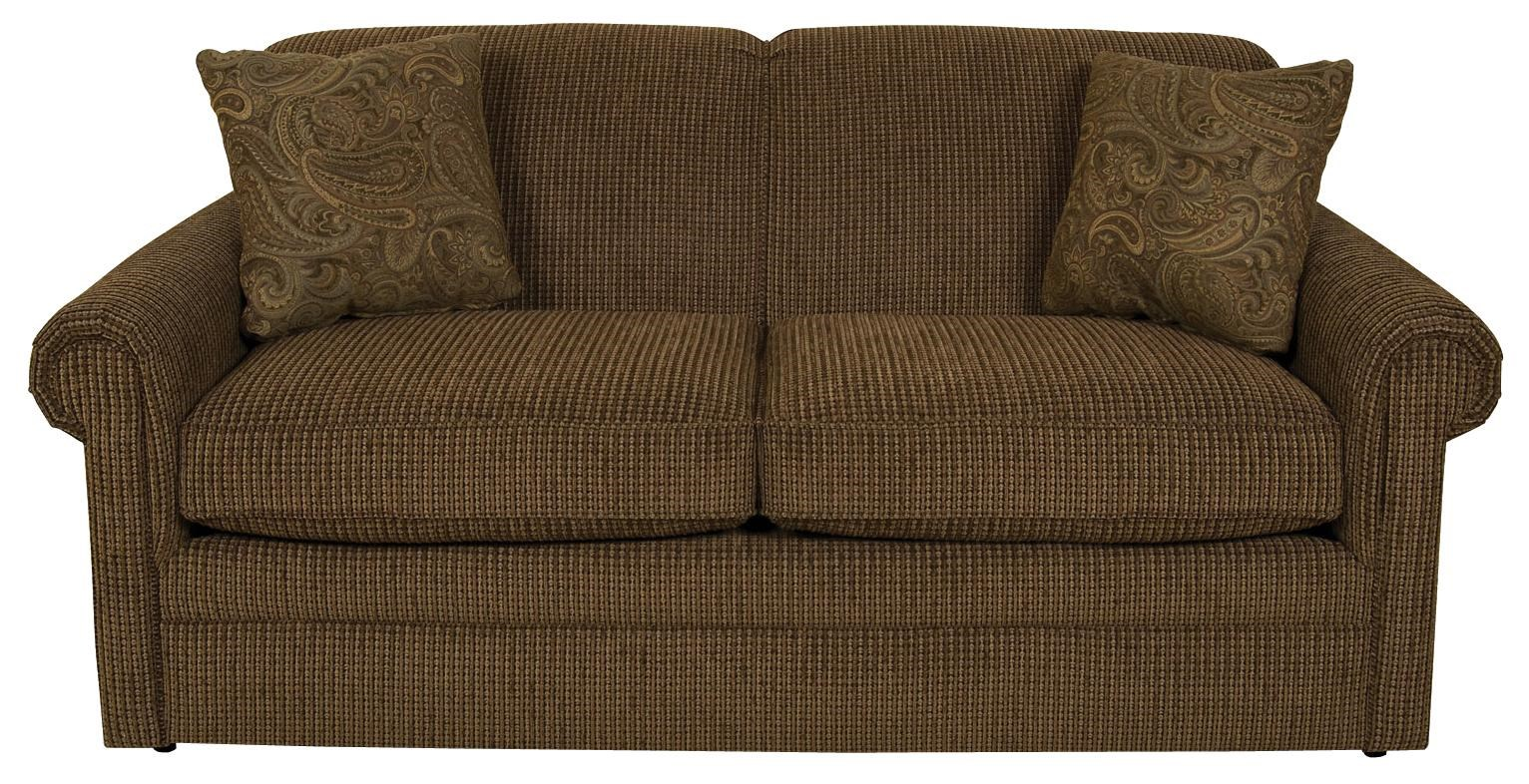 Attrayant England Savona Visco Full Size Sleeper Loveseat With Traditional Furniture  Style