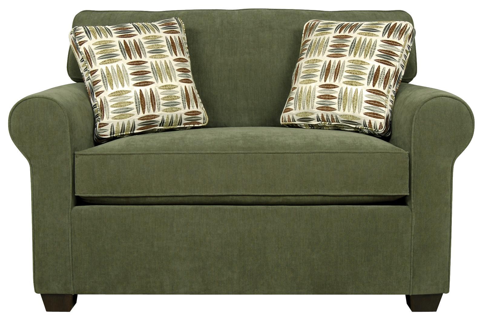 Bon England SeaburyVisco Twin Sleeper Sofa ...