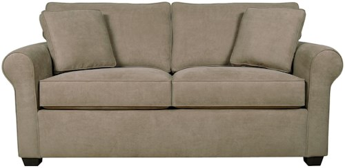 England Seabury Air Mattress Full Size Sleeper Sofa with Family Room Style