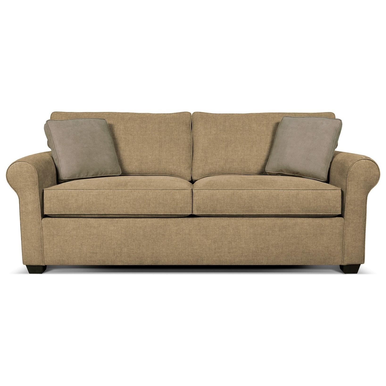 England Seabury Air Mattress Queen Size Sofa Sleeper With Casual Style