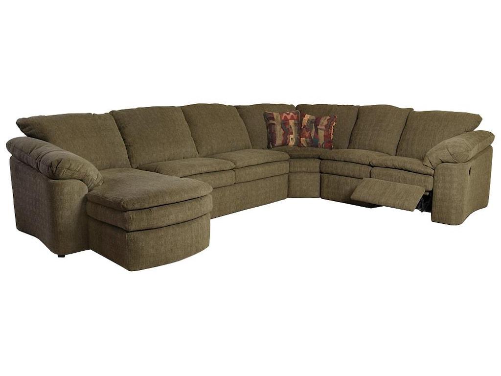 England Seneca FallsSectional Sofa