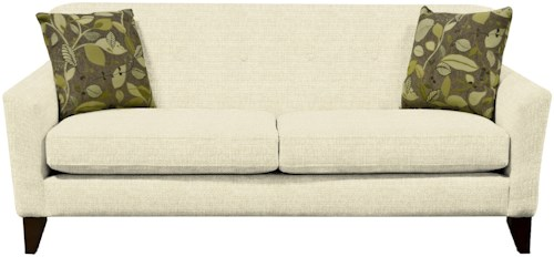 England Shockley Sofa with Button Tufts