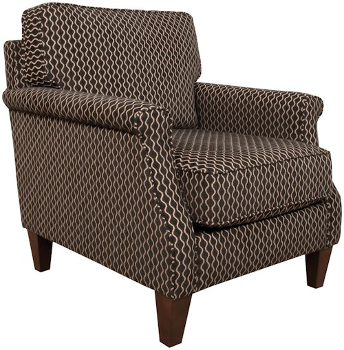 England Sigmond  Contemporary Arm Chair for Living Rooms