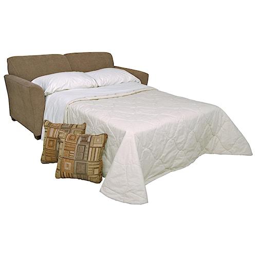 England Smyrna Full Size Sofa Sleeper with Comfort 3 Mattress