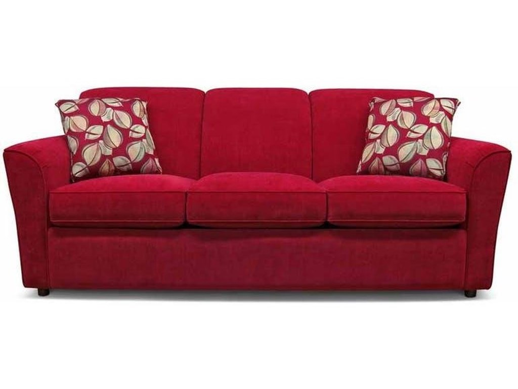 Ivey Queen Sleeper Sofa by England at Crowley Furniture & Mattress