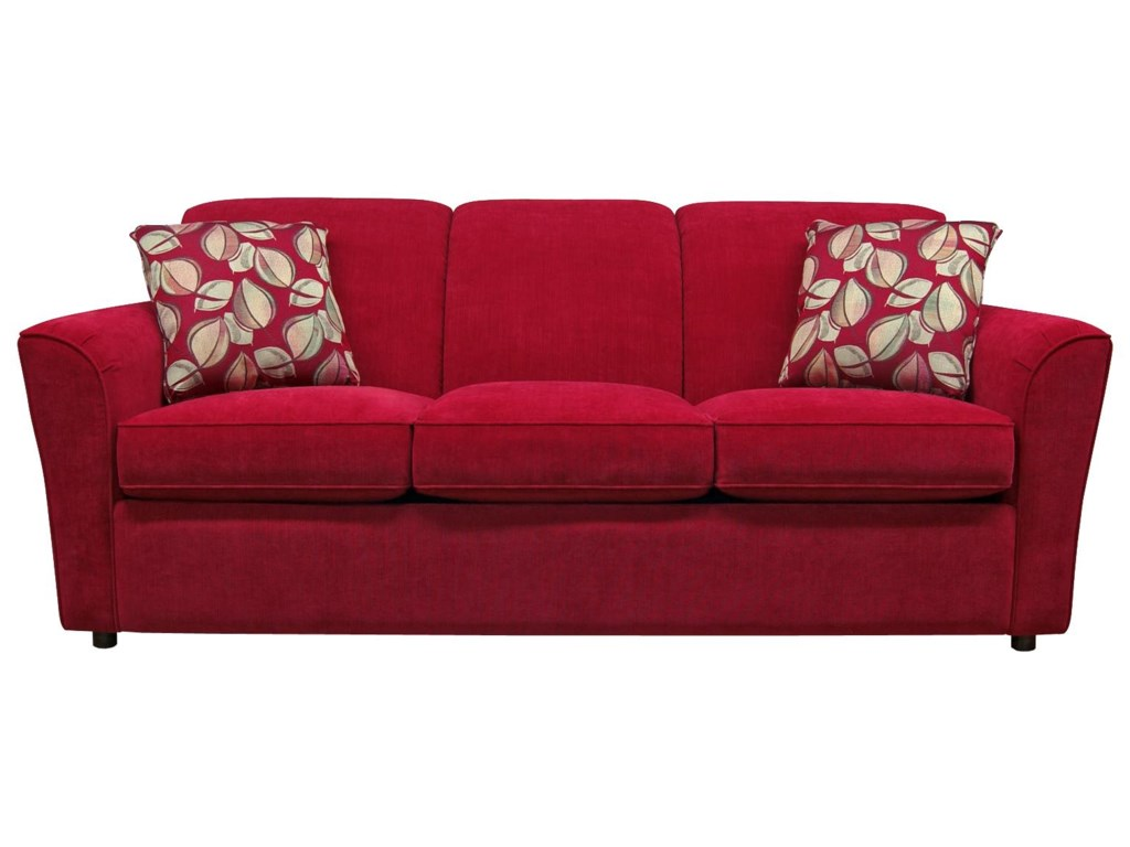 Fabric Shown May No Longer Be Available. Contact Us for Available Upholstery Options.