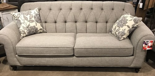 England Stacy Sofa With Tufted Seat Back Godby Home