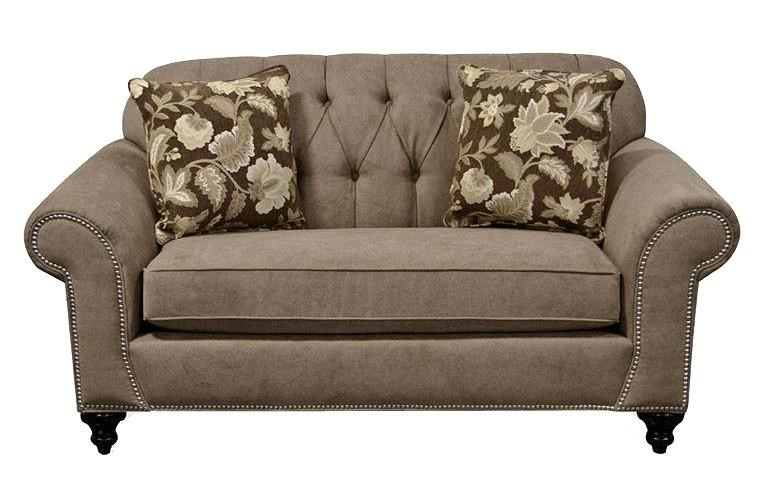 England StacyLoveseat with Neailheads