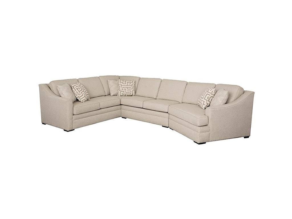England Thomectional Sofa With Five Seats