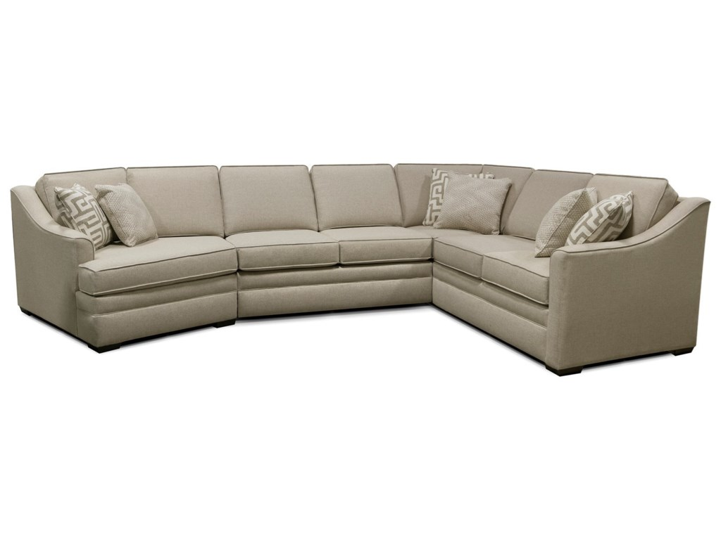 England ThomasSectional Sofa with Five Seats