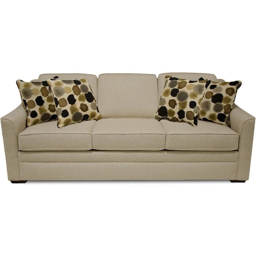 England The K Series Contemporary Casual Sofa Crowley Furniture