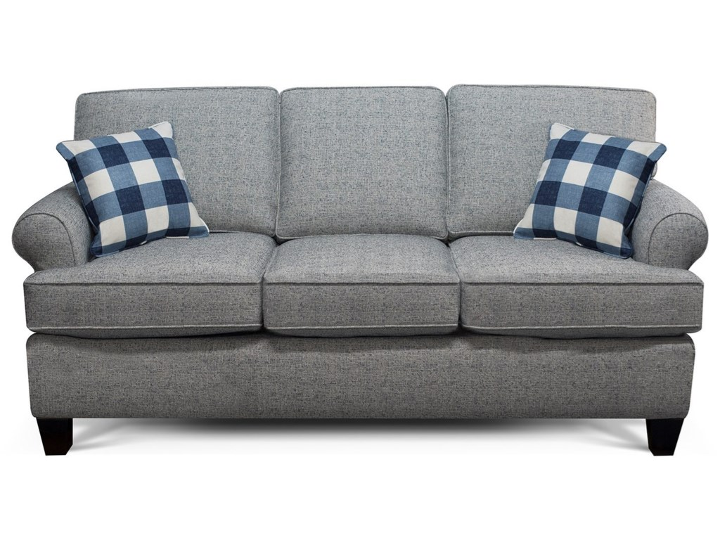 Weaver Sofa With Casual Style By England
