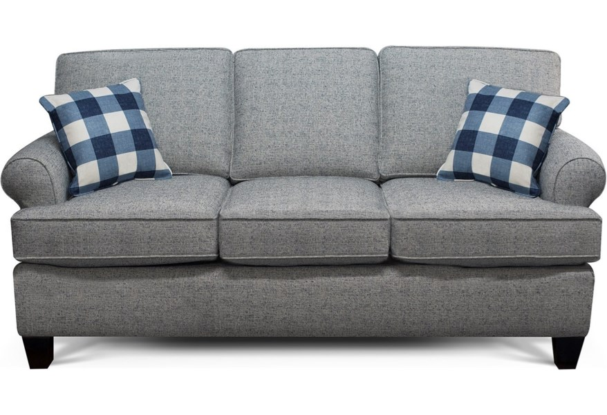 England Weaver 5385 Sofa with Casual Style   Dunk & Bright ...
