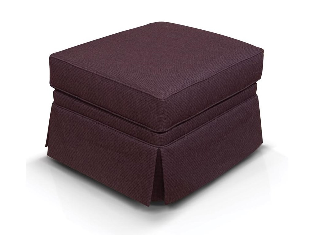 England WilliamBox Top Ottoman