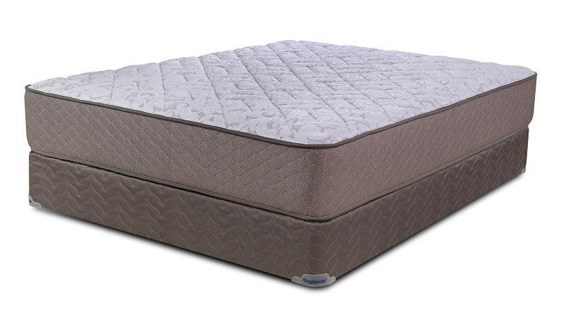 Englander Heavenly Ii Gel Firm Queen Mattress Foundation Great American Home And Box Spring Sets