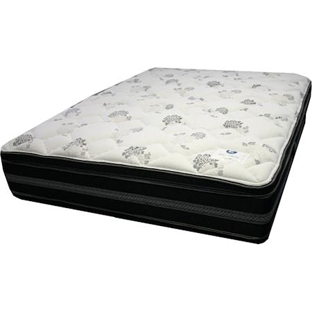 Queen Firm Pillow Top Two Sided Mattress