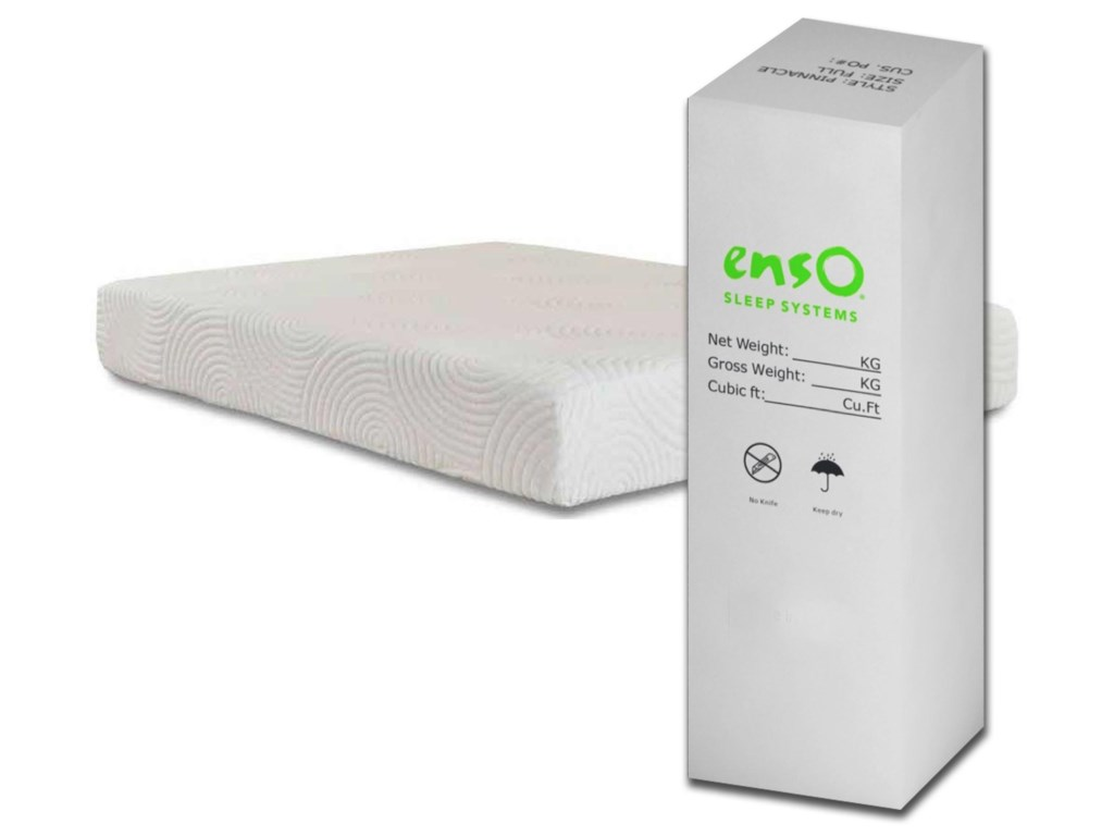 Enso Sleep Systems Bristol Bed-in-a-BoxTwin 10
