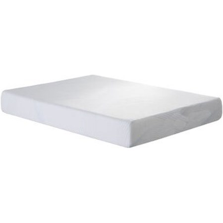 "Full 10"" Gel Memory Foam Mattress"