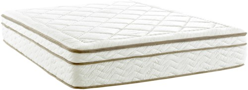 Enso Sleep Systems The Natural King 12 Inch Memory Foam Mattress