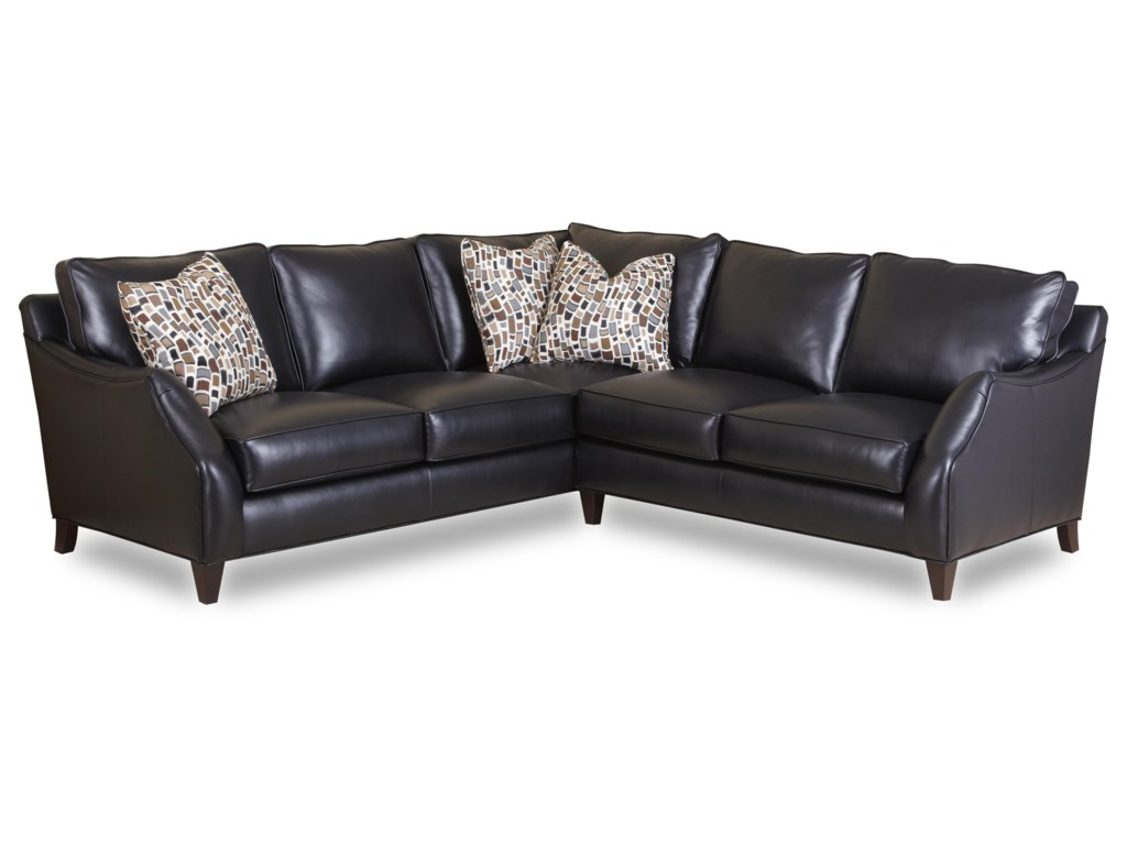 Envision by Bradington Young LaconicaSectional Sofa