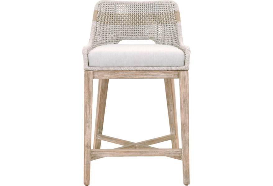 White Modern Desk Chair, Essentials For Living Wicker Tapestry Counter Stool Jacksonville Furniture Mart Bar Stools
