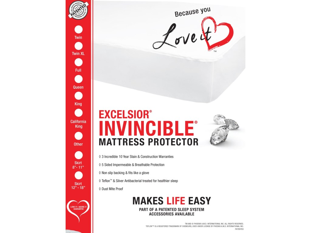 Excelsior Invincible16