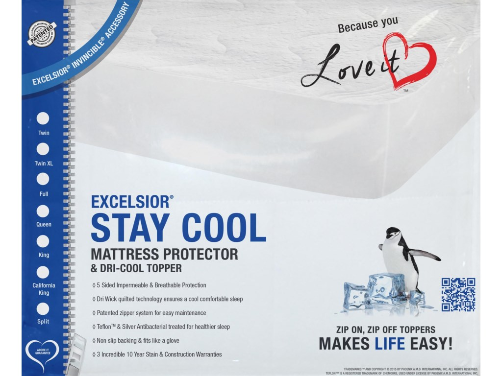 Excelsior Stay Cool II16