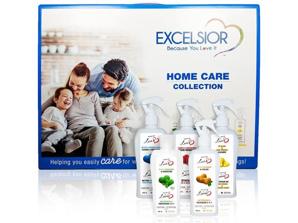 Excelsior Specialty Items & Care KitsHome Care Collection