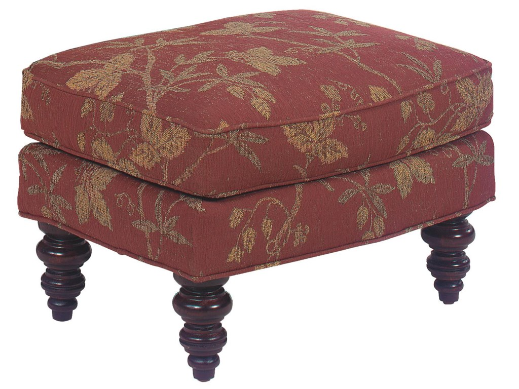Fairfield 1141Traditional Ottoman