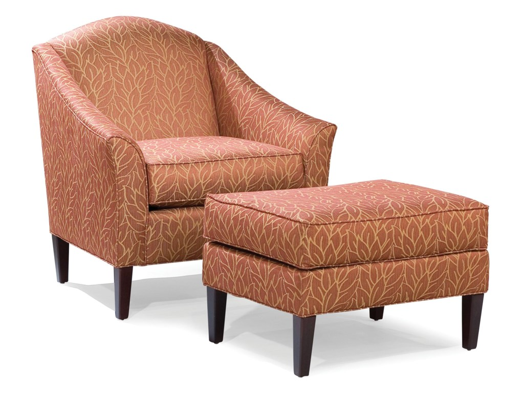 Fairfield 2710Chair and Ottoman