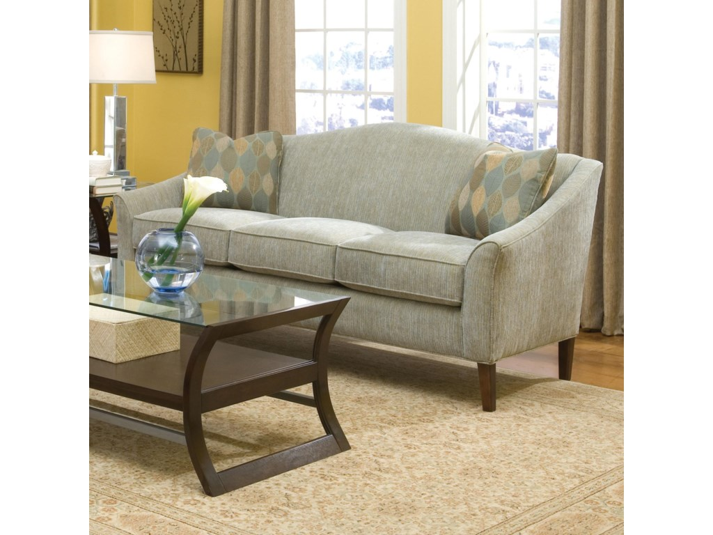 Fairfield 2710Stationary Sofa