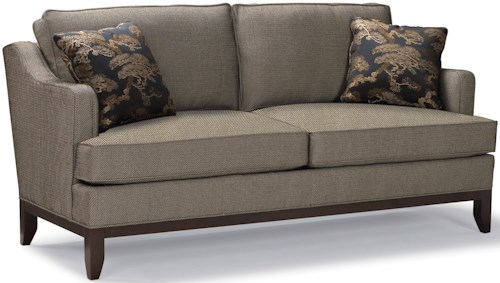 Fairfield 2714 Casual-Contemporary Stationary Sofa
