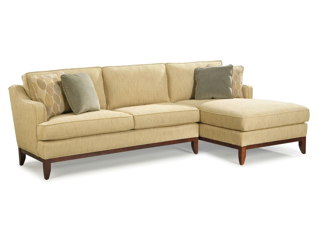 Fairfield 2714Sectional Sofa