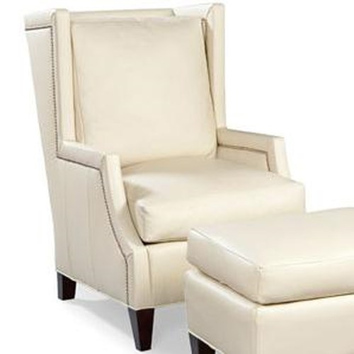 Fairfield 2779 Upholstered Lounge Chair w/ Wingback