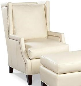 Grove Park 2779 Upholstered Lounge Chair w/ Wingback