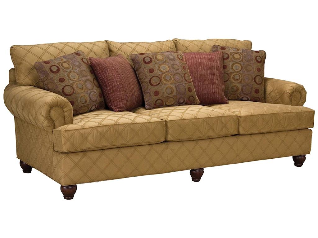 Fairfield 3738Stationary Sofa